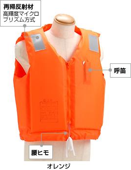 オーシャンC-II型 Type A (オレンジ)